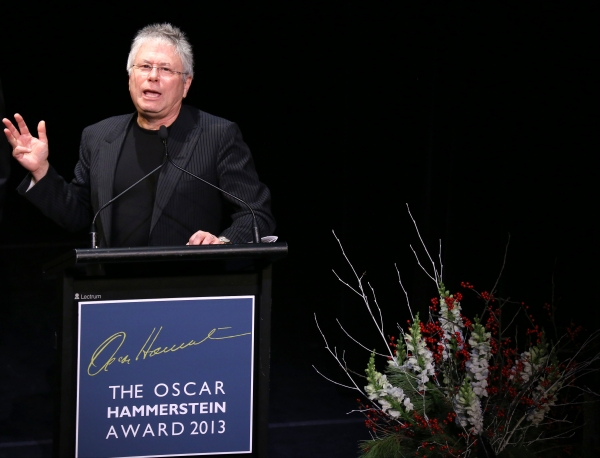 Photo Coverage: Sierra Boggess, Norm Lewis, Zachary Levi & More Tribute Alan Menken at Oscar Hammerstein Awards!