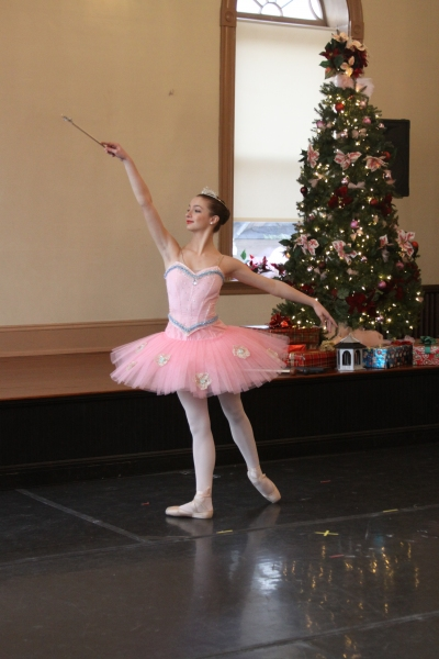 Photo Flash: In Rehearsal with FPAC's THE NUTCRACKER