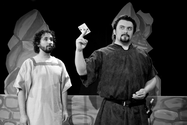 Photo Flash: First Look - RE-GIFT OF THE MAGI, Now Playing at the Chain Theatre