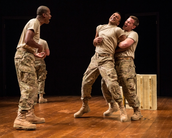 Photos: First Look at Goodman Theatre's 10th Annual NEW STAGES Festival