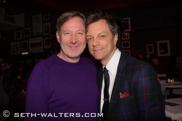 Photo Flash: Donna McKechnie, Jerry Mitchell and More at Birdland