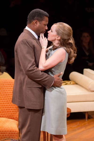 Photo Flash: First Look at Malcolm-Jamal Warner and More in GUESS WHO'S COMING TO DINNER at Arena Stage