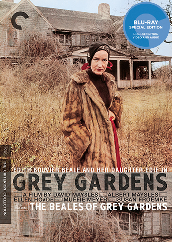 GREY GARDENS Criterion Collection Blu-ray Edition Now Available