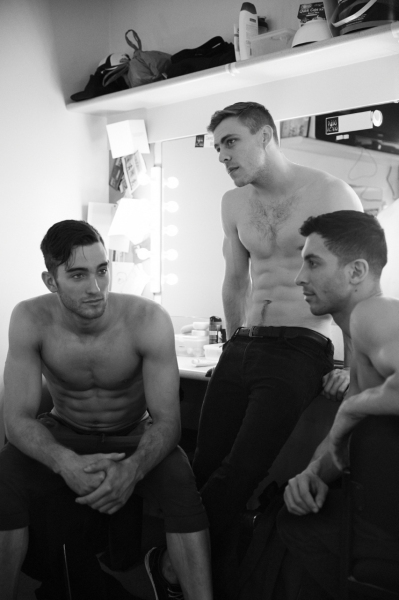 Maxwell Trengove, Sam Marks, Travis Khan