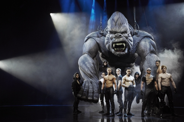 Photo Flash: Meet the Men of Australia's KING KONG