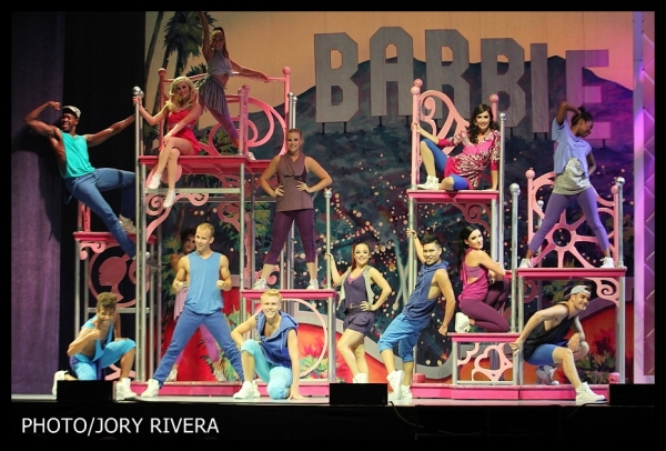 Photo Coverage: BARBIE LIVE!
