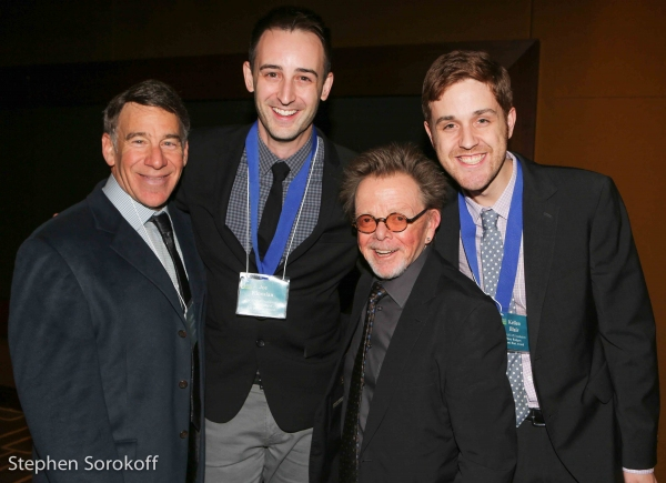 Stephen Schwartz, Joe Kinosian, Paul Williams, Kellen Blair