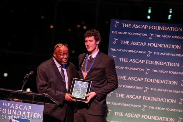 Stanley Crouch & Gregory Agid, Louis Armstrong Scholarship