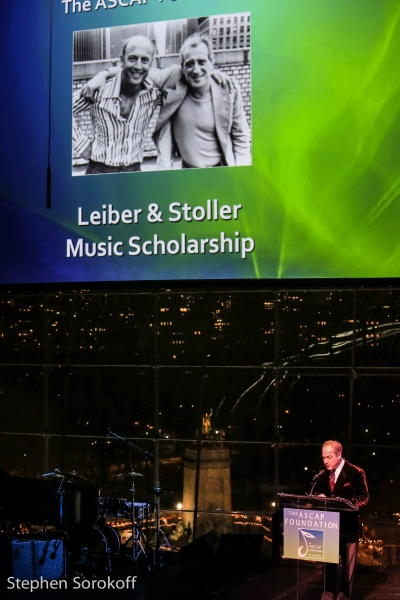 Photo Coverage Martin Charnin Honored With Ascap border=