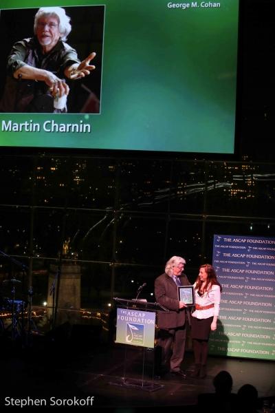 Martin Charnin & Jennifer Ross