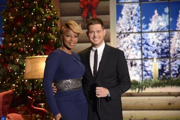Mary J. Blige, Michael Buble