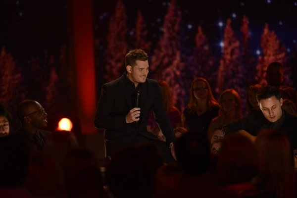 Photo Flash: First Look - Mariah Carey & More on MICHAEL BUBLE'S 3rd ANNUAL CHRISTMAS SPECIAL on NBC
