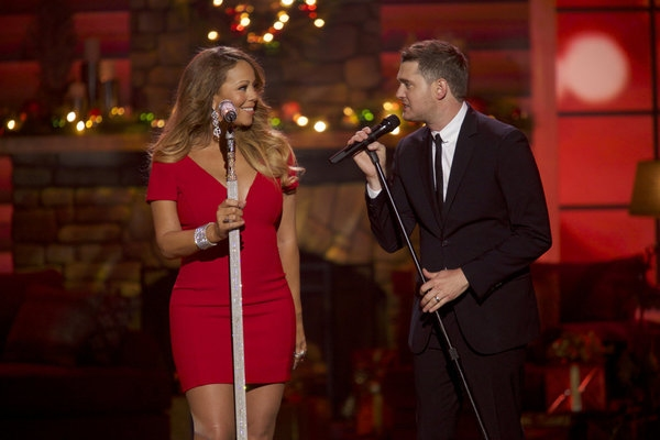 Mariah Carey, Michael Buble