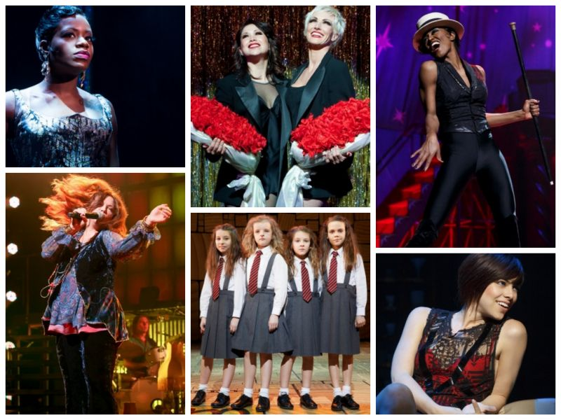 A Stage of Their Own: This Season's Leading Ladies Burn Up Broadway