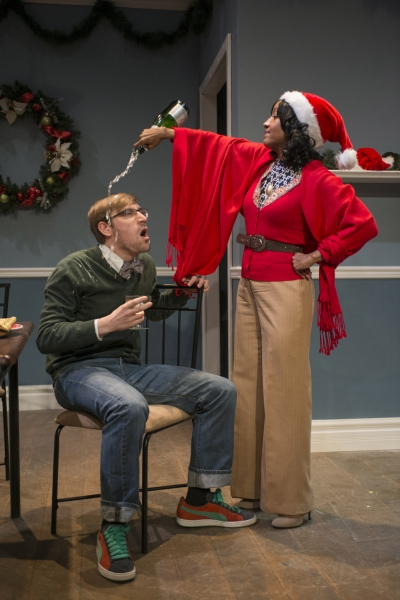 Photo Flash: New Production Shots from Step Up's HOLIDAZE
