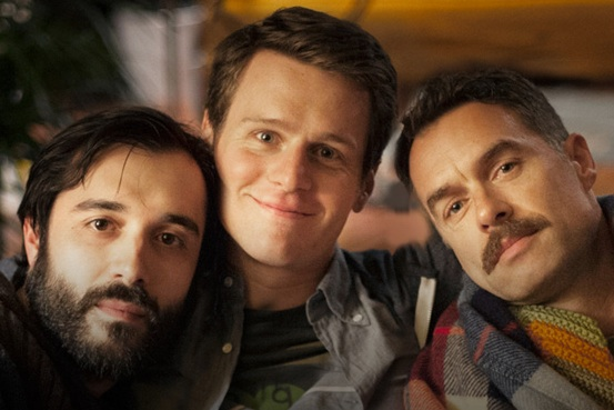 Jonathan Groff's LOOKING Premieres on HBO Tonight!