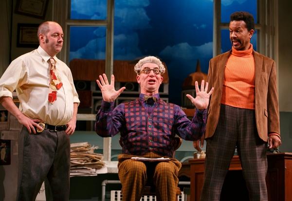 Liam Craig, Steven Epp, and Allen Gilmore