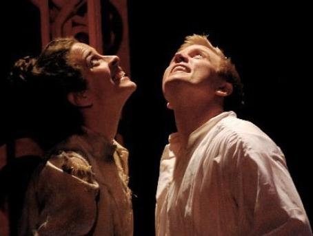 Tucker as Petruchio, Interlochen