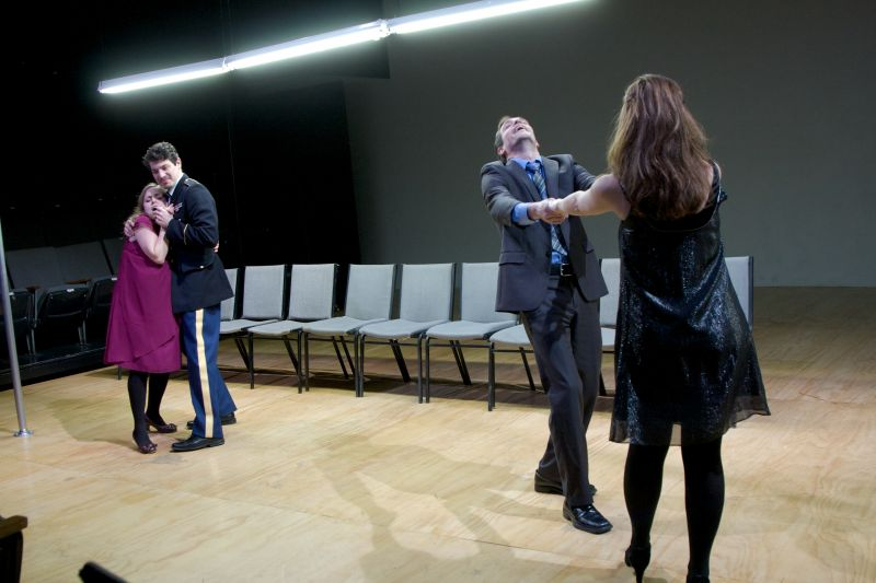 BWW Reviews: 'R' We Moving Right Along?