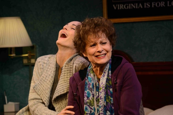 Review:  HANDLE WITH CARE Brings Carol Lawrence Back to the New York Stage