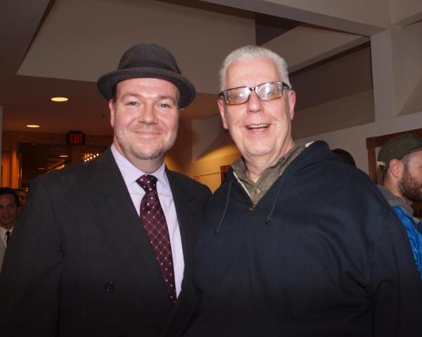 Rob Nagle and Bob Verini