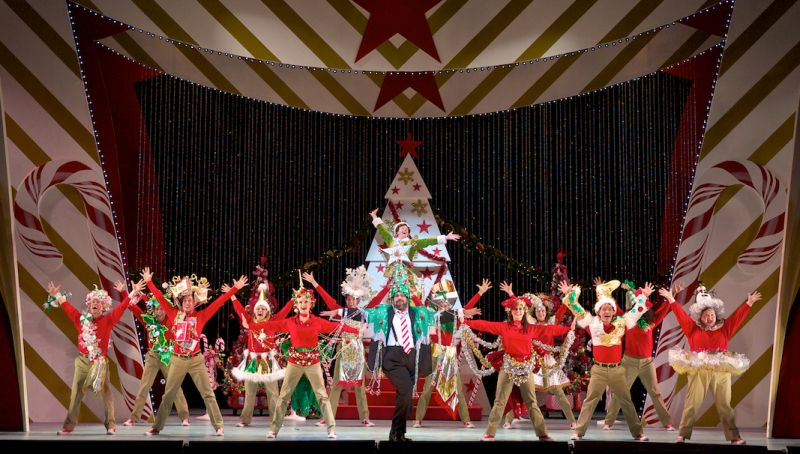 BWW Picks of the Season: Pioneer Theatre Company's ELF THE MUSICAL Leads Salt Lake Theatergoers' Wish List