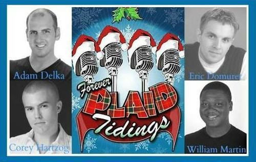 BWW Reviews: MJR Theatricals | Music Box Musicals' FOREVER PLAID: PLAID TIDINGS is a Effervescent Holiday Treat
