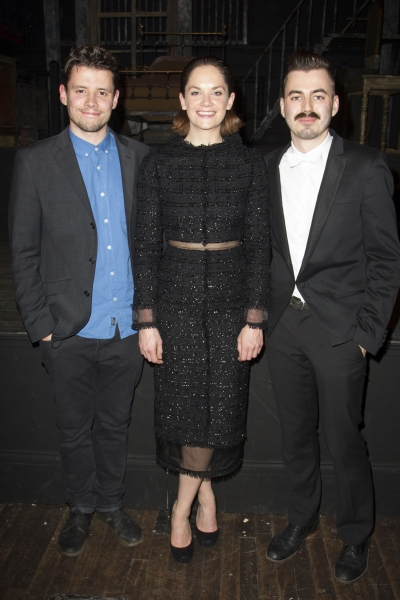Sam Yates, Ruth Wilson and Richard Kent