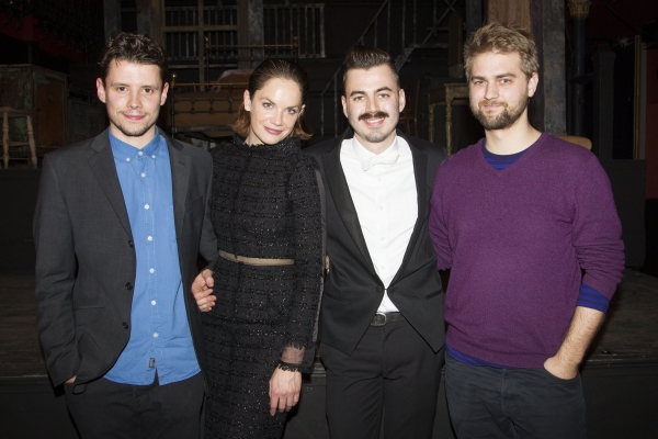 Sam Yates, Ruth Wilson, Richard Kent and Alex Baranowski