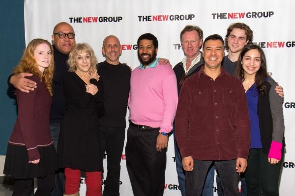 Ella Dershowitz, Keith Randolph Smith, Laura Esterman, Scott Elliott, Thomas Bradshaw Photo
