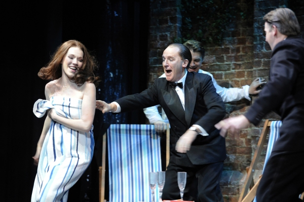 Photo Flash: Extended Look at Andrew Lloyd Webber's New Musical STEPHEN WARD, Opening 19 Dec. in London's West End