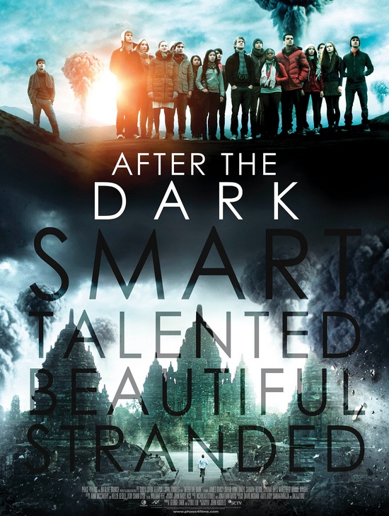Poster Art Revealed for AFTER THE DARK, In Theaters This February
