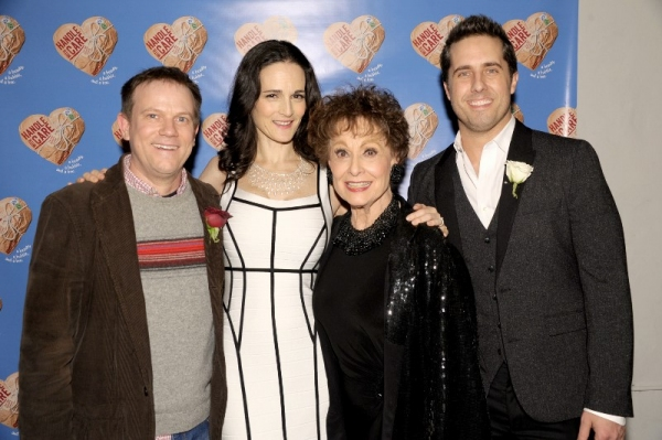 Photo Flash: Inside Opening Night of HANDLE WITH CARE with Carol Lawrence & More!