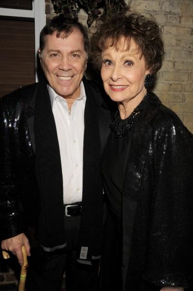 George Marcy, Carol Lawrence