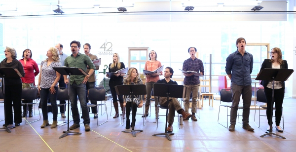 Photo Coverage: Kelli O'Hara, Steven Pasquale & More Sing THE BRIDGES OF MADISON COUNTY!