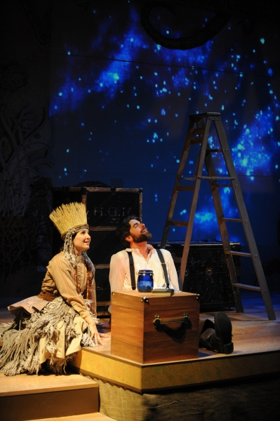 Photo Flash: First Look at Company of Fools' SHIPWRECKED!