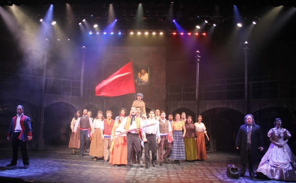Photo Flash: First Look at White Plains Performing Arts Center's LES MISERABLES