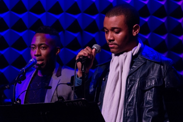 Photo Coverage: Inside BASQUIAT Preview Concert at Joe's Pub!