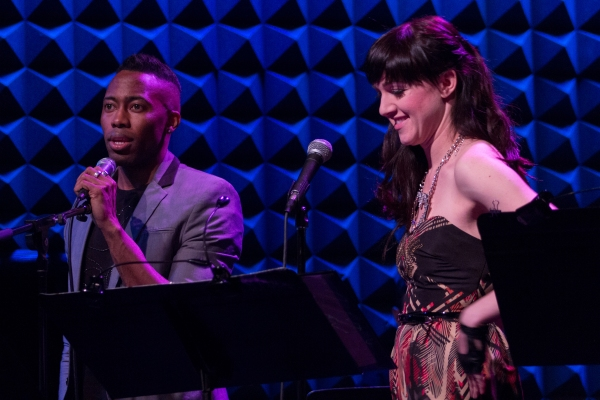 Eric LaJuan Summers, Lena Hall