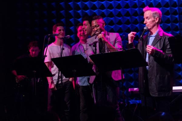 James Lambert, Eddie Varley, Ruben Ortiz, Eric LaJuan Summers, Roger DeWitt Photo