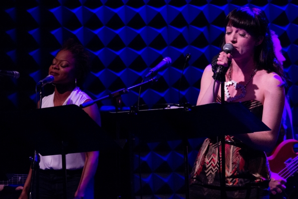 Nikki Kimbrough, Lena Hall