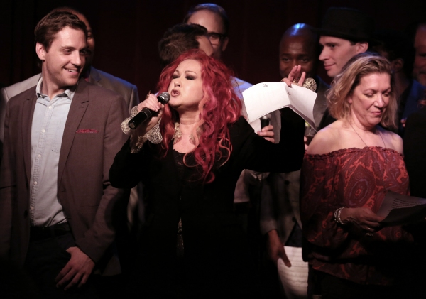 Photo Coverage: Inside the True Colors KINKY KABARET WITH Cyndi Lauper, Billy Porter, Stark Sands & More!