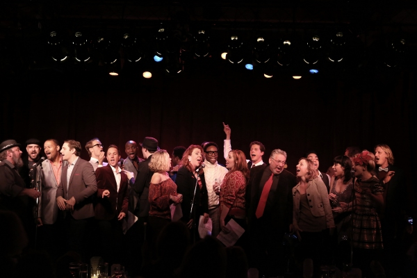 Adinah Alexander, Jennifer Perry, Billy Porter, Tory Ross, Stark Sands, Harvey Fierstein and Annaleigh Ashford