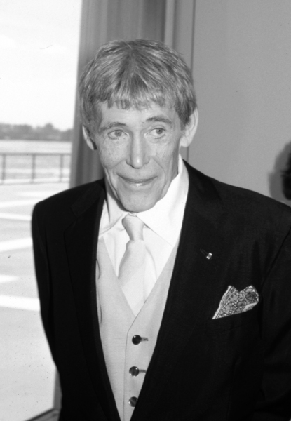 Photo Flash: Remembering Peter O'Toole