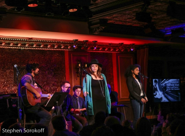 Photo Coverage: William Finn Hosts SONGS BY RIDICULOUSLY TALENTED COMPOSERS AND LYRICISTS at 54 Below