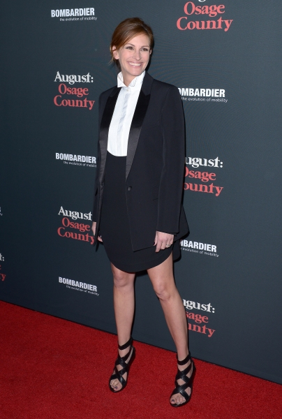 Photo Flash: Meryl Streep, Julia Roberts & More Attend AUGUST: OSAGE COUNTY L.A. Premiere