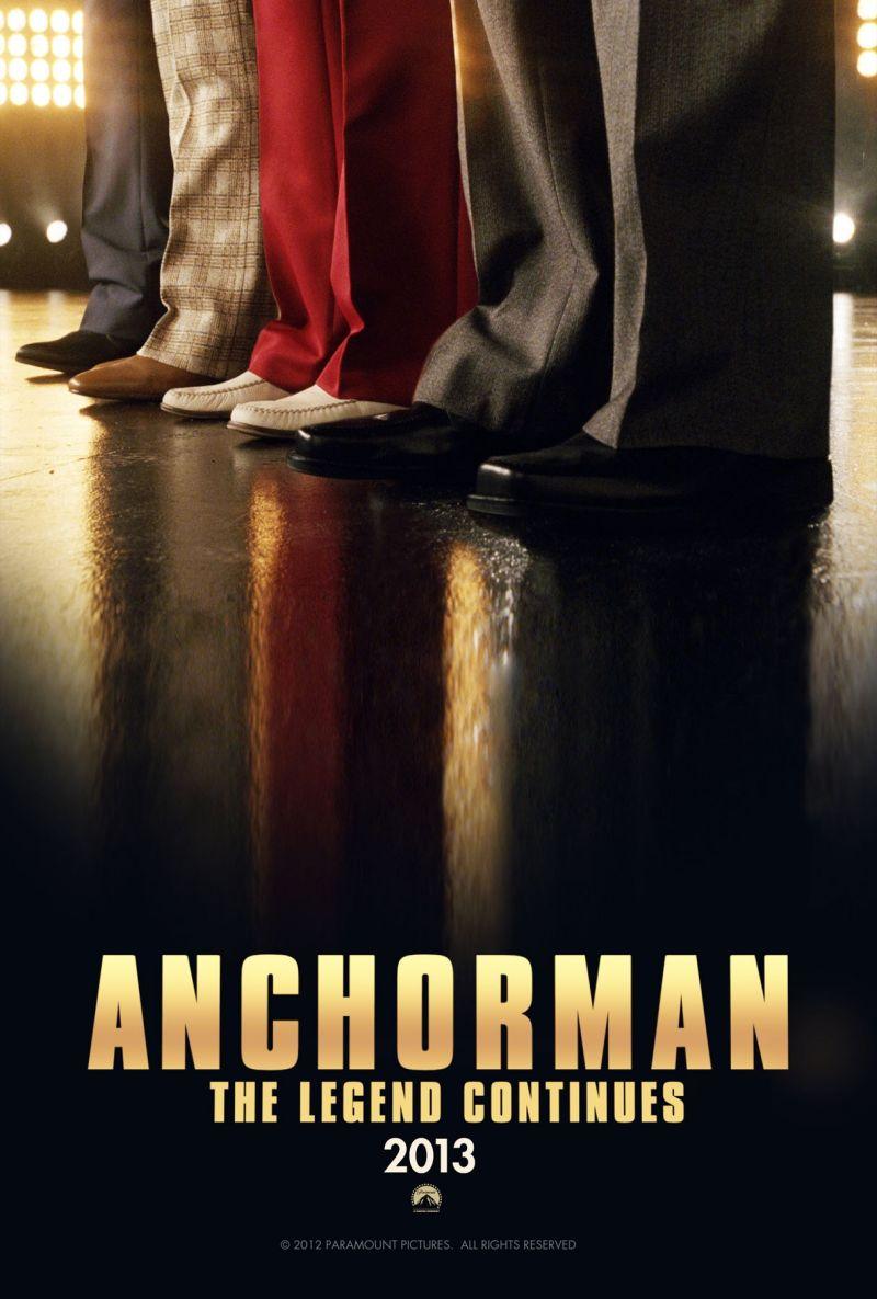 Adam McKay On 'Huge' Musical Number In ANCHORMAN 2 Re-Release