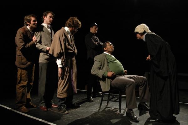 Sean Close (as Mole), Daniel Fredrick (as Rat), Jake Blouch (as Badger), Sean Bradley (as Guard), Khris Davis (as Toad), Johnny Smith (as Magistrate)