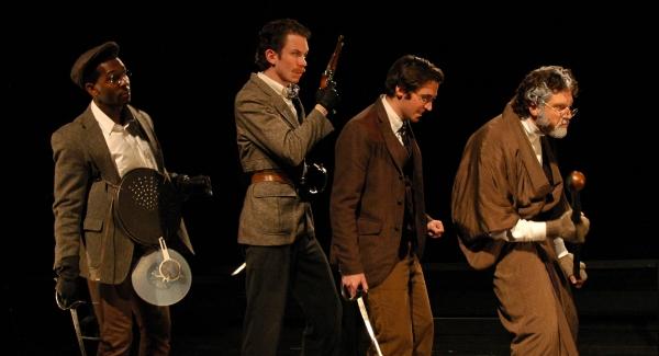 Khris Davis (as Toad), Daniel Fredrick (as Rat), Sean Close (as Mole), Jake Blouch (as Badger)
