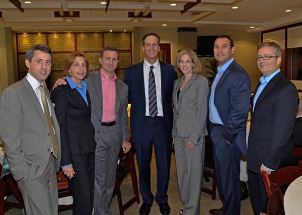 Photo Flash: MSNBC's Chris Matthews and More at City Theatre's 2014 Season Fundraiser
